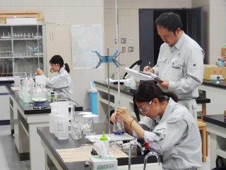 化学技術科