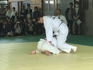 支部総体の報告(柔道)