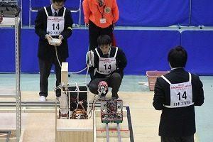 自動車部 全国高等学校ロボット競技大会